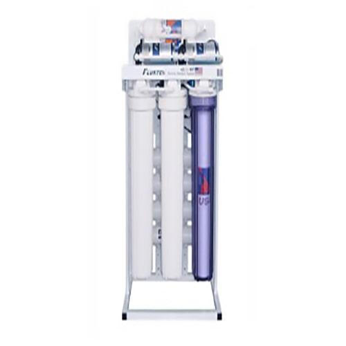 دستگاه تصفیه آب نیمه صنعتی 400 گالنی فلکس تک