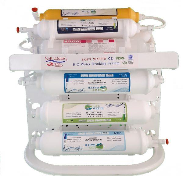 دستگاه تصفیه آب سافت واتر اینلاین2