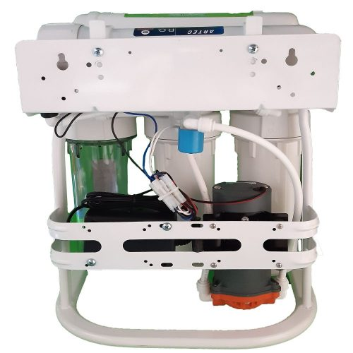 تصفیه آب نیمه صنعتی 200 گالن تصویر پشت
