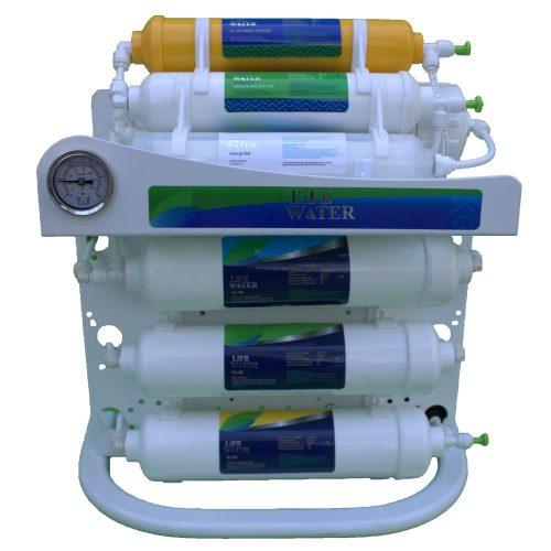 دستگاه تصفیه آب اینلاین لایف واتر مدل رز پلاس