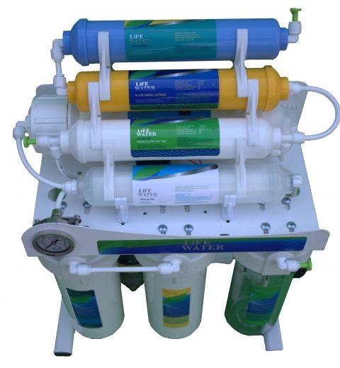دستگاه تصفیه آب لایف واتر مدل نوبل پلاس