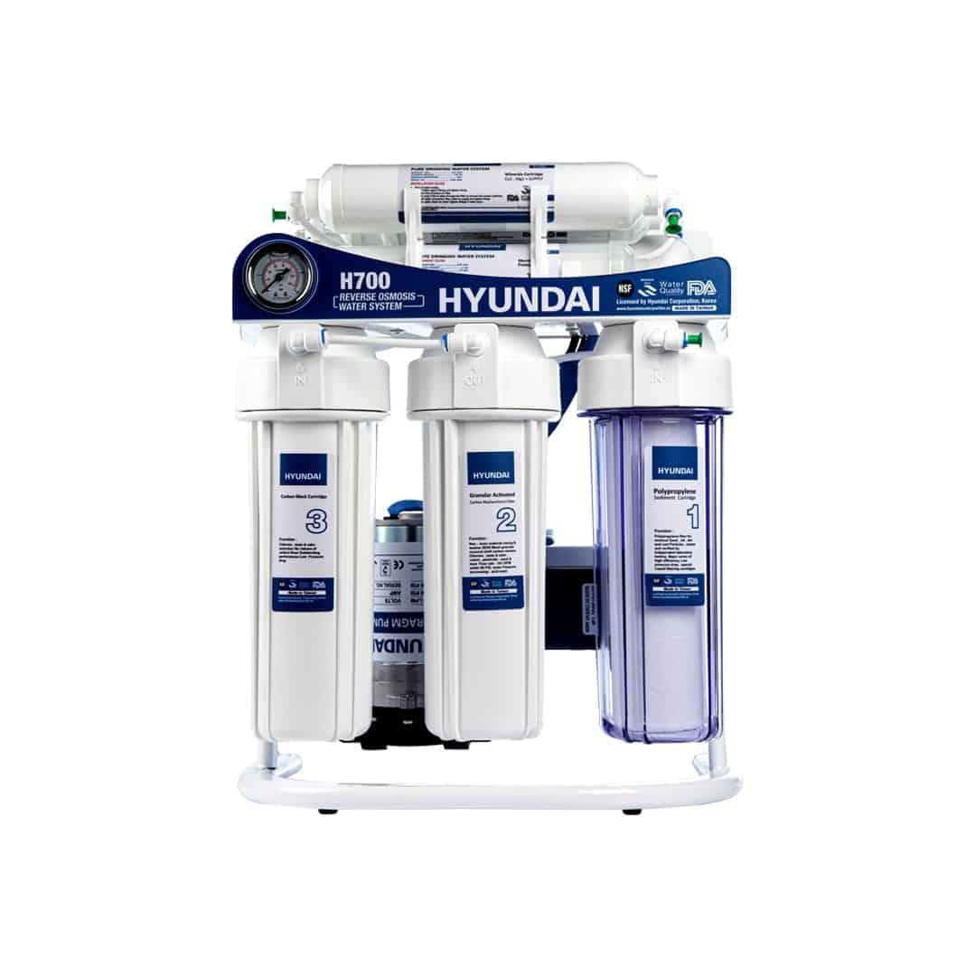 دستگاه تصفیه آب هیوندای